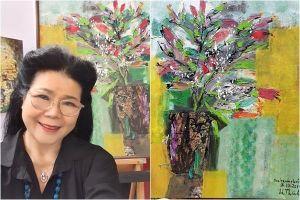 Chương trình 'Thiện Nhân & những người bạn' đấu giá từ thiện 2 tác phẩm của họa sỹ Văn Dương Thành