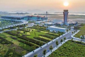 Cảng hàng không quốc tế Vân Đồn nhận giải 'Sân bay mới hàng đầu châu Á'