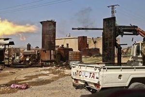 Thổ Nhĩ Kỳ chiếm thị trấn chiến lược Syria, gần 800 tay súng IS đào thoát khỏi nhà tù