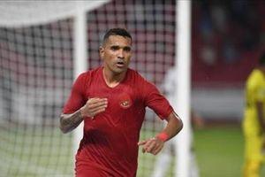 Indonesia chỉ có 2 cầu thủ nhập tịch khi đấu Việt Nam