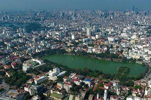 Thời tiết tốt giúp cải thiện chất lượng không khí Hà Nội