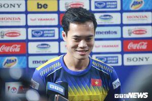 Văn Toàn: 17 tuổi, từng sợ sệt khi đấu Thái Lan