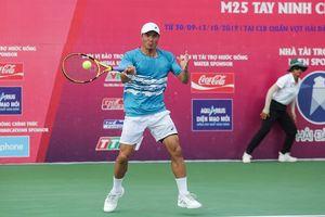 Tay vợt Việt kiều Daniel Nguyễn hoàn tất cú đúp vô địch ITF Word Tennis Tour M25