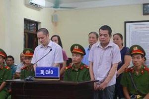 Xét xử gian lận thi cử ở Hà Giang: Cách ly 2 bị cáo Vũ Trọng Lương và Nguyễn Thanh Hoài