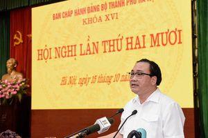 Bí thư Thành ủy Hà Nội: Phải làm rõ trách nhiệm về vấn đề an ninh, an toàn nước sạch
