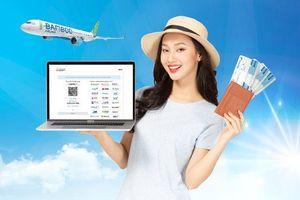 Nhanh chóng hơn với hình thức thanh toán bằng mã VNPAY-QR khi mua vé Bamboo Airways
