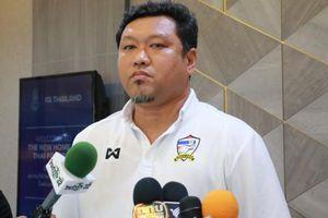 HLV Thái Lan vô địch SEA Games 29 nói gì về các đội bảng B?