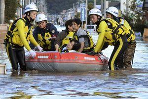 Nhật Bản chống bão chuyên nghiệp, nhưng người nước ngoài gặp khó khăn