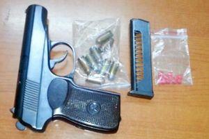 Tạm giữ người đàn ông ở Phú Quốc tàng trữ súng K59