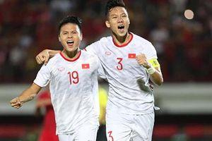 Indonesia 1-3 Việt Nam: Chiến thắng xứng đáng!
