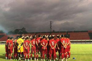 Đội tuyển Việt Nam không chờ 'vận may'