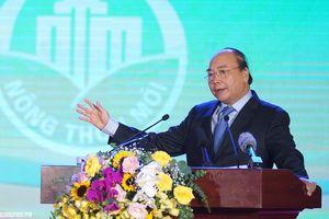 Thủ tướng: Xây dựng nông thôn mới không dừng lại ở thời điểm tổng kết