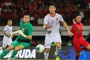 Tuyển Việt Nam thắng thuyết phục 3-1 trên sân Indonesia