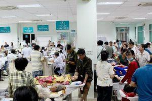 Biến động đến bất ngờ trong khám chữa bệnh tại TP HCM