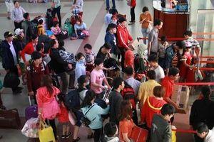 Nóng: Cách mua vé tàu Tết Canh tý 2020 bán từ ngày 20-10