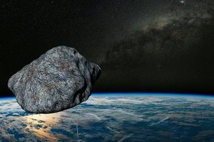 Phát hiện tiểu hành tinh lao vùn vụt về phía Trái Đất