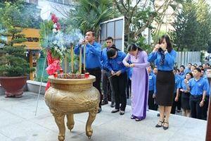 Tuổi trẻ TP Hồ Chí Minh dâng hương tưởng niệm Anh hùng LLVT Nhân dân, Liệt sĩ Nguyễn Văn Trỗi