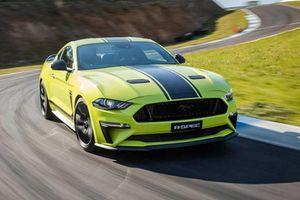 Ford Mustang R-Spec từ 1,56 tỷ đồng cho thị trường Úc