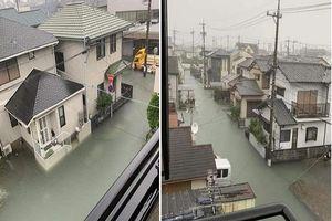 Ngập lụt nhưng 'không một cọng rác', Nhật Bản sạch đến mức nào?