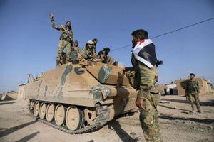 Syria bất ngờ triển khai quân, ủng hộ người Kurd