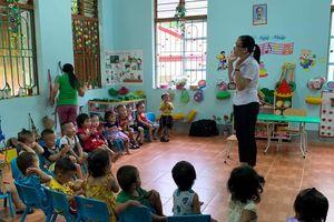 Hà Giang: Nâng chất lượng giáo viên mầm non
