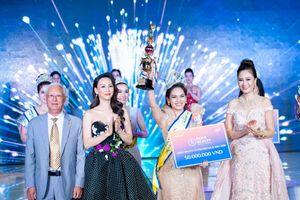 Ấn tượng đêm chung kết Hoa hậu Doanh nhân Toàn năng Châu Á 2019