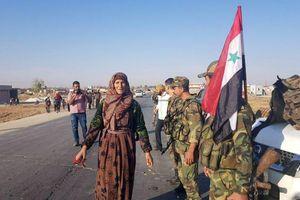 Người Kurd bắt tay với kẻ thù của Mỹ