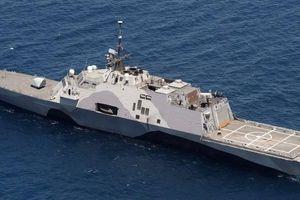 Mỹ bắt đầu đóng tàu tác chiến ven bờ thế hệ mới