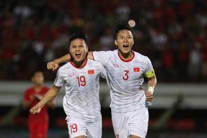 Xóa dớp lịch sử, ĐT Việt Nam đánh bại Indonesia trên sân khách sau 20 năm