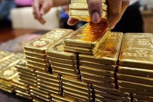Giá vàng tăng sau ba phiên giảm liên tiếp