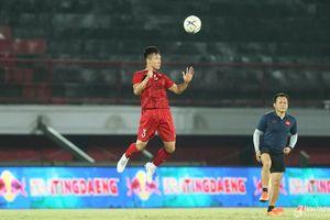 Những điểm nóng trên sân Kapten I Wayan Dipta khi ĐT Việt Nam gặp Indonesia