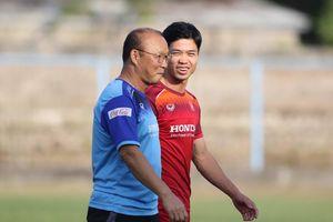 Đội hình tuyển Việt Nam đấu Indonesia: Hãy kiên nhẫn với Công Phượng