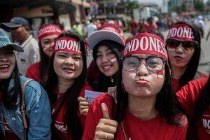 CĐV Indonesia chê LĐBĐ, chế nhạo đội nhà, rủ nhau cổ vũ đội tuyển Việt Nam