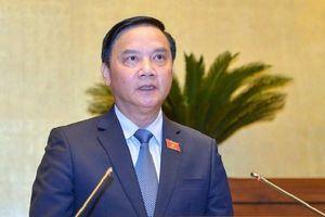 Chủ nhiệm UB Pháp luật Quốc hội Nguyễn Khắc Định sẽ làm Bí thư Khánh Hòa