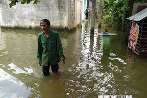 Bình Phước: Người dân Đồng Xoài khổ sở vì ngập nước 3 tháng