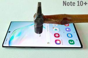 CLIP: 'Tra tấn' Samsung Galaxy Note 10 Plus và cái kết bất ngờ