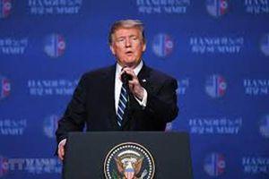 Tổng thống Mỹ thông báo sắc lệnh cho phép trừng phạt Thổ Nhĩ Kỳ