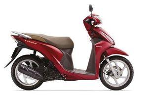 Các phiên bản màu sắc và giá Honda Vision 2020 ở đại lý