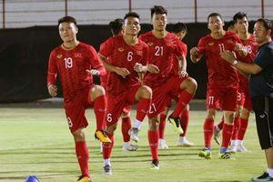 HLV Lê Thụy Hải chỉ ra người sẽ đá thay Tuấn Anh trước Indonesia