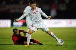 'Indonesia thi đấu như đội bóng nghiệp dư trước Việt Nam'