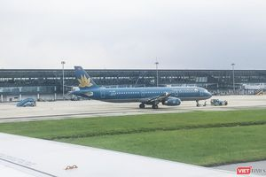 Máy bay của Vietnam Airlines gặp sự cố hạ cánh không thành ở Đà Nẵng