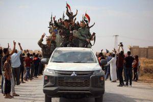 Lực lượng chính phủ Syria triển khai quân dọc biên giới Thổ Nhĩ Kỳ, sắp xảy ra đụng độ nảy lửa
