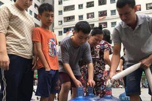 Cách hành xử vô đạo đức của Công ty nước sạch sông Đà