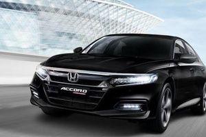 Honda sẽ ra mắt Accord thế hệ thứ 10 tại triển lãm ô tô Việt Nam 2019