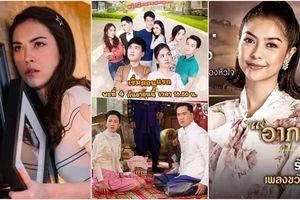 Xếp hạng phim truyền hình Thái Lan ngày 14/10: Chị đẹp Nune Worranuch trở lại đóng phim cho đài 7 đánh bại đàn em