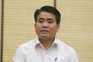 Chủ tịch UBND TP Hà Nội: Cty sông Đà phát hiện nguồn đổ trộm dầu thải nhưng không báo cáo