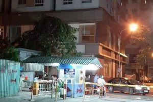 TP. Hồ Chí Minh: Người đàn ông rơi từ tầng cao chung cư dẫn đến tử vong