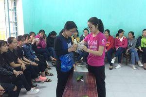 Thừa Thiên – Huế: Tiếp nhận dự án giáo dục sức khỏe sinh sản cho trẻ vị thành niên