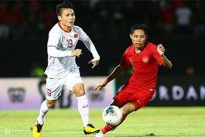 Indonesia 1 - 3 Việt Nam: Chiến thắng xứng đáng cho đội tuyển Việt Nam