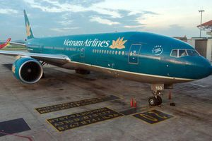 Máy bay Vietnam Airlines hai lần hạ cánh không thành xuống Đà Nẵng